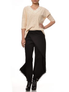 TUAREG BLACK PANTS