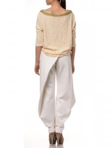 TUAREG WHITE PANTS