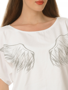 TSHIRT WHITE ANGEL