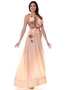 CASA BLANCA LONG DRESS