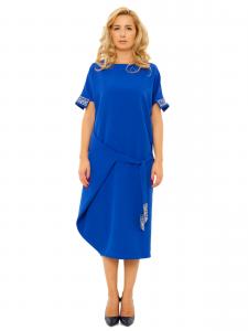 BUSINESS BLUE DRESS
