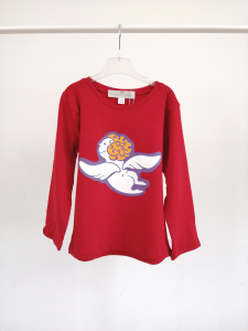 Baby Angel Red Blouse