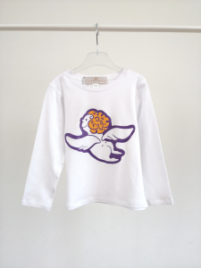 Baby Angel White Blouse