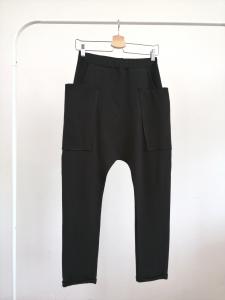Kids Long Black Pants