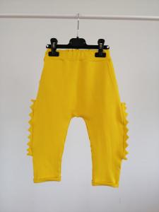 Junior Dino Long Yellow Pants